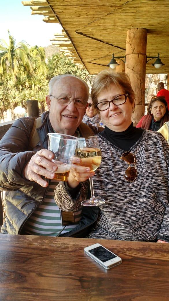 Antonio e Alelia Tozi